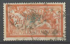 TIMBRE FRANCE OBLITIERE TYPE MERSON N° 145 / Photo non contractuelle