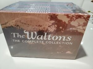 The Waltons: The Complete Series DVD Seasons 1-9 + Movie Collection Brand New!