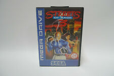 Sega Mega Drive - Streets Of Rage 3