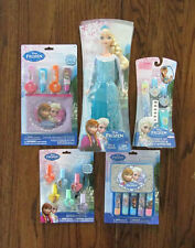 "Disney's Frozen Elsa of Arendelle 12"" doll with 4 makeup kits"