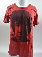 2014 MENS ASHBURY EYEWEAR VISIONS OF JOHANNA T-SHIRT $30 M red tee shirt USED