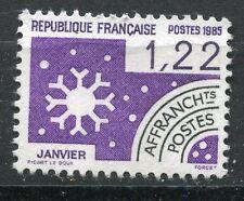 FRANCE TIMBRE   PREOBLITERE  N° 186  OBL    JANVIER