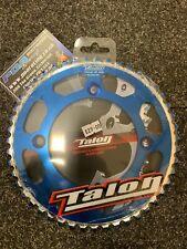 New Talon 47 Tooth Rear Sprocket Yamaha YZ 65 2019-2020 Blue