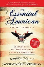 The Essential American: A Patriot's Resource [With DVD] (Mixed Media Product)