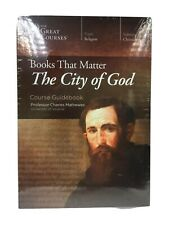 Great Courses Dvd Books That Matter The City of God by Charles Mathewes,