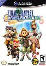 Final Fantasy Crystal Chronicles Nintendo Gamecube Game Only