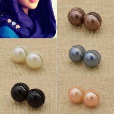 Fashion Magnet Hijab Pin Muslim Shawl Headscarf Pin Plastic Pearl