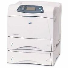 HP LaserJet 4200TN printer  pages 24k  90 days warranty