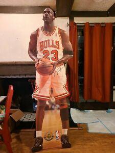 1996 Michael Jordan Cardboard Standee Stand Up