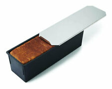 New listing  Matfer Bourgeat 345842 Exoglass Bread Mold with Stainless Steel Lid