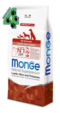 Monge Superpremium All Breeds Puppy Agnello 12 kg Cane
