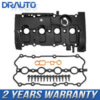 Engine Valve Cover with Gasket Bolts For Audi A4 4Cyl 2.0 Quattro 06D103469N