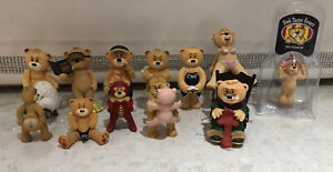JOB LOT / COLLECTION OF VARIOUS DIFFERENT BAD TASTE BEARS