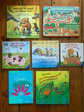 7 Bücher für kleine Kinder wie z.B. Welcher Po passt auf diese Klo? Gute Zustand