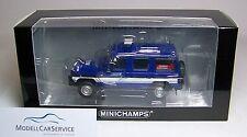 """Minichamps 1/43: 400038091 Mercedes-Benz 230 GD """" THW Saarbrücken """""""