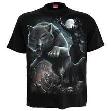 Spiral T-Shirt - Wolf Queen