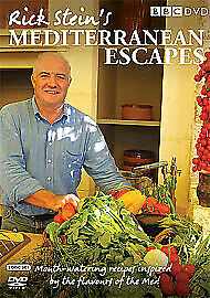 rick stein's mediterranean escapes (dvd, 2009))brand new and sealed