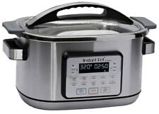 Instant Pot Aura Pro 8 Qt. 11 in One Programmable Multi Cooker
