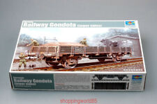 Trumpeter 01518 1/35 Railway Gondola (Lower Sides)