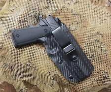 GUNNER's CUSTOM HOLSTERS fits Browning 1911-380 Black Label IWB Customize