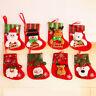 Fj- Babbo Natale Calze Ornamenti Albero di Festa Decorazioni a Parete Fadd