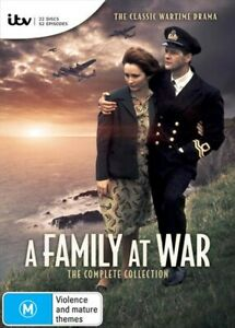 A Family At War: Complete Collection (DVD, 22-Discs)NEW & SEALED