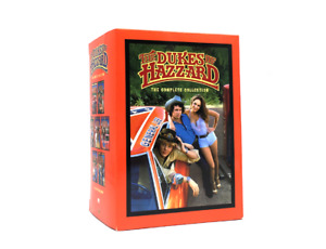 Dukes of Hazzard The Complete Series Seasons 1-7 Collection DVD Box Set A
