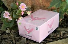 Natural Hemp Rolling Papers 1.25 Phoenix 50 Pack FREE RAW BAMBOO MAT