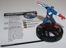 CAPTAIN AMERICA 033 Secret Wars Battleworld Marvel HeroClix Rare
