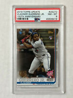 VLADIMIR GUERRERO JR 2019 Topps Update 150 YEARS SSP RC #US272! PSA MINT 9! RARE