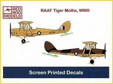 1/72 RAAF DECALS; de Havilland DH.82 Tiger Moth WWII