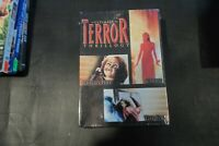 ultimate terror thrillogy-carrie,child play and the fog.3 d.v.d box set.sealed.