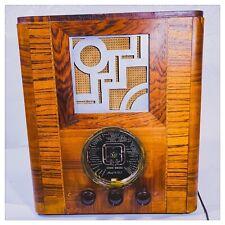 Radio d'Epoca a Valvole ETERPHON Gruppo Italradio Mod. K55 S 1947 Funzionante