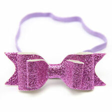 Kids Girls Baby Headband Bow Flower Hair Band Accessories Headwear Elastic Gift