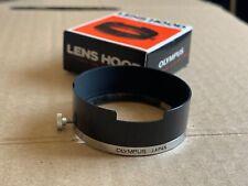 Olympus Metal Clamp On Lens Hood for  35EC-2/35RC/35ED/35ECR
