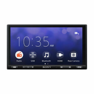Sony XAVAX5600 6.95 Inch Double DIN Media Reciever with Weblink Cast for Cars