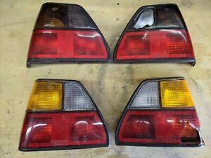 VW Volkswagen OEM MK2 Golf Taillights