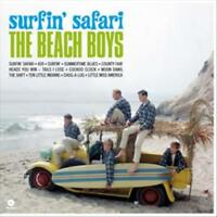 THE BEACH BOYS - SURFIN' SAFARI [LP] NEW VINYL RECORD