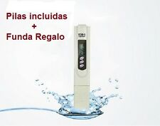 Medidor de pH digital TDs 3 funcion temperatura Piscinas/aquario etc.