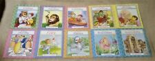 Lot of 10 TALES OF VIRTUE Children's Mini Story Books Homeschool Leap Frog VGC