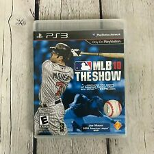 MLB 2010 The Show (Complete), Playstation 3, PS3