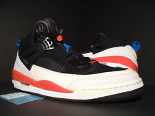2010 NIKE AIR JORDAN SPIZIKE BLACK BLUE WHITE INFRARED RED 315371-002 NEW 14