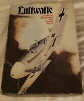 Vintage 1971 Luftwaffe Bookcase Board game (Avalon Hill Game Company)