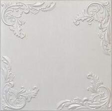 Decorative Ceiling Tiles Styrofoam 20x20 R101 Platinum