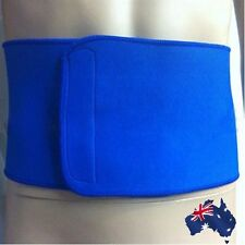 Abdominal Lumbar Lower Back Waist Support Strap Belt Brace Slimming