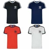 Adidas Originaux Sport Essentials Californie Tee HOMME Blanc Noir Marine Rouge