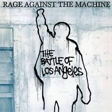 Battle of Los Angeles [LP] by Rage Against the Machine (Vinyl, Feb-2010)