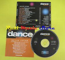 CD BAILAR LATINO compilation PROMO 2002 LOU BEGA LOS DEL RIO (C7**)*no mc lp dvd