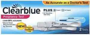 Clearblue Pregnancy Test   Colour Changing Tip   2 Tests