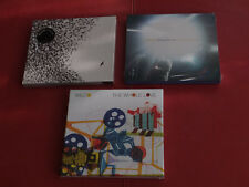 3 x CD Wilco - Sky Blue Sky / The Whole Love Sealed /  Kicking Television Sealed